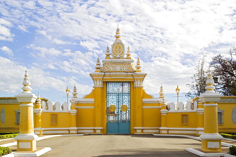 Royal Palace Phnom Penh Cambodia Khmer