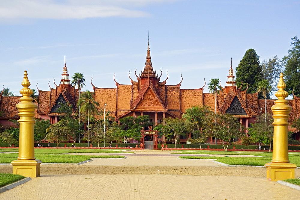 National Museum of Khmer Arts Phnom Penh Cambodia
