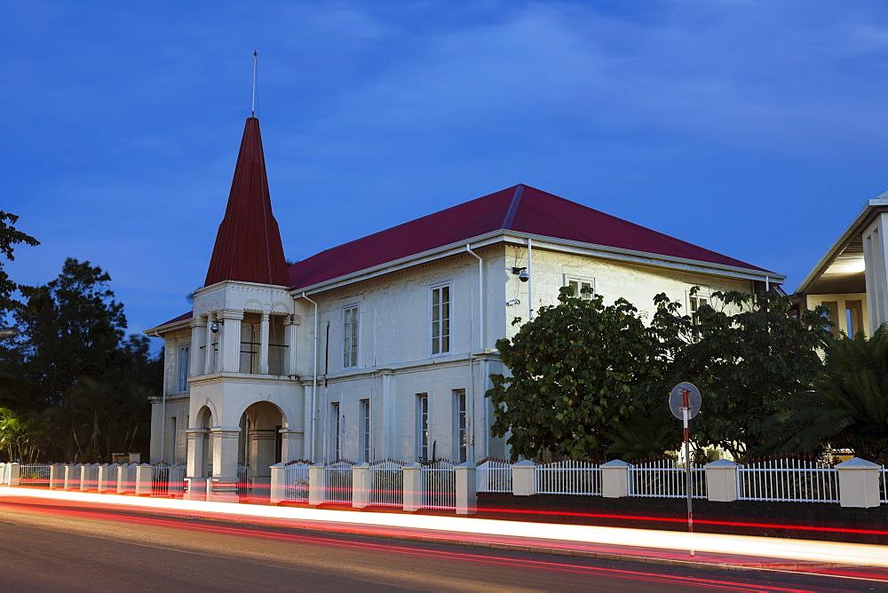 Prime Minister offices, Tonga, Nuku'Alofa