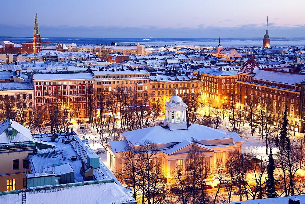 Finland, Helsinki, St. John's Church
