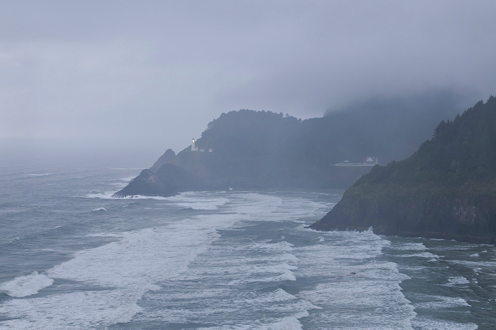 USA, Oregon, Heceta Head