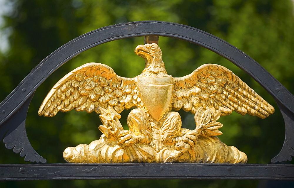 Eagle decoration
