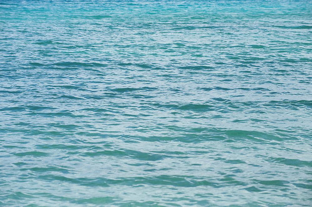 Tropical ocean water