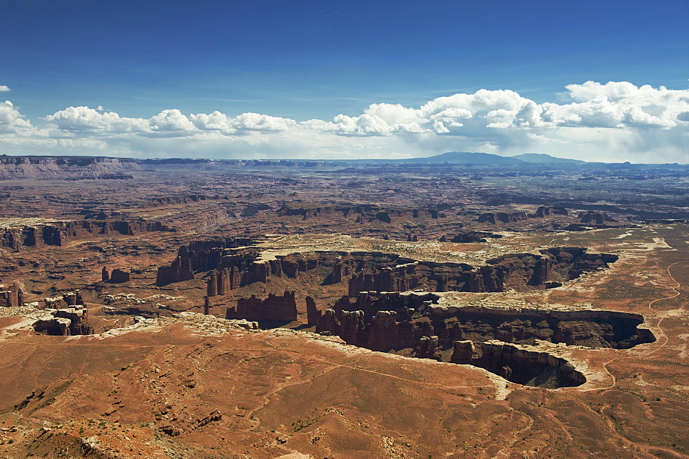 Scenic view of Canyonlands National Park, Utah