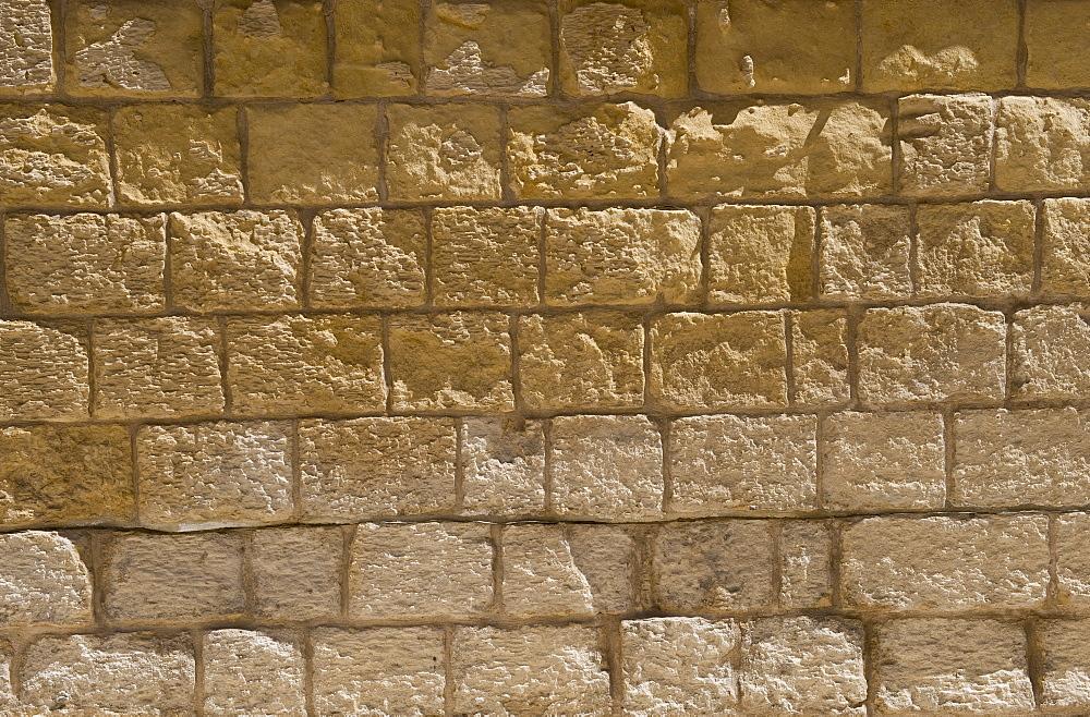 Wall, Mdina, Malta