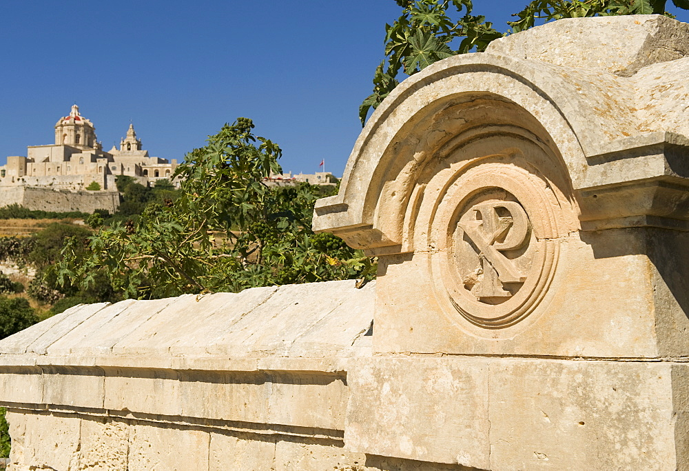 Ancient capital, Mdina, Malta