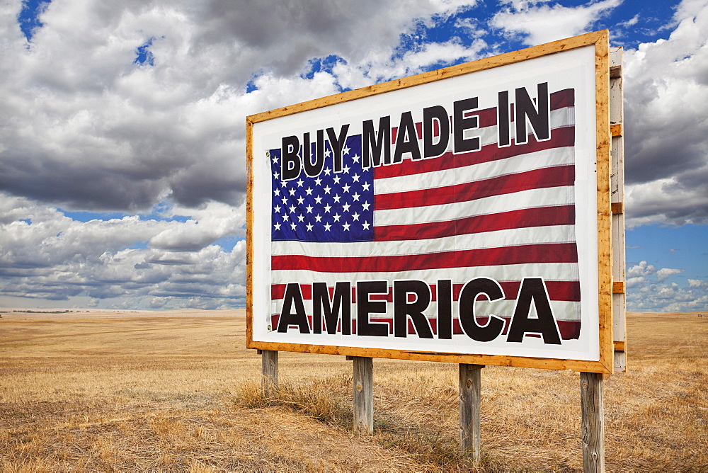 Made in america, USA, South Dakota
