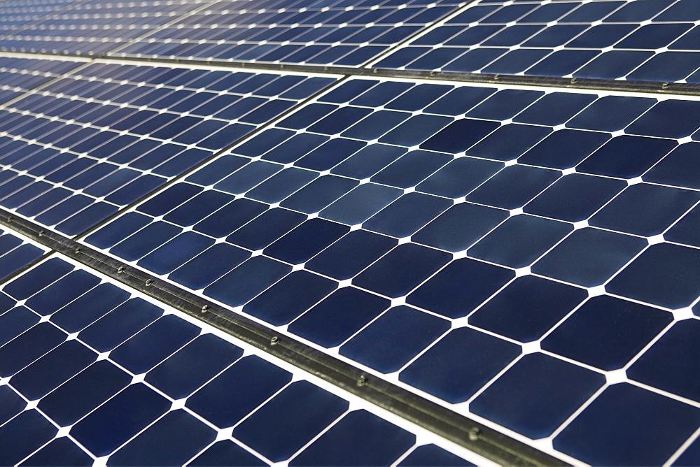 Full frame of solar panel - 1178-9858