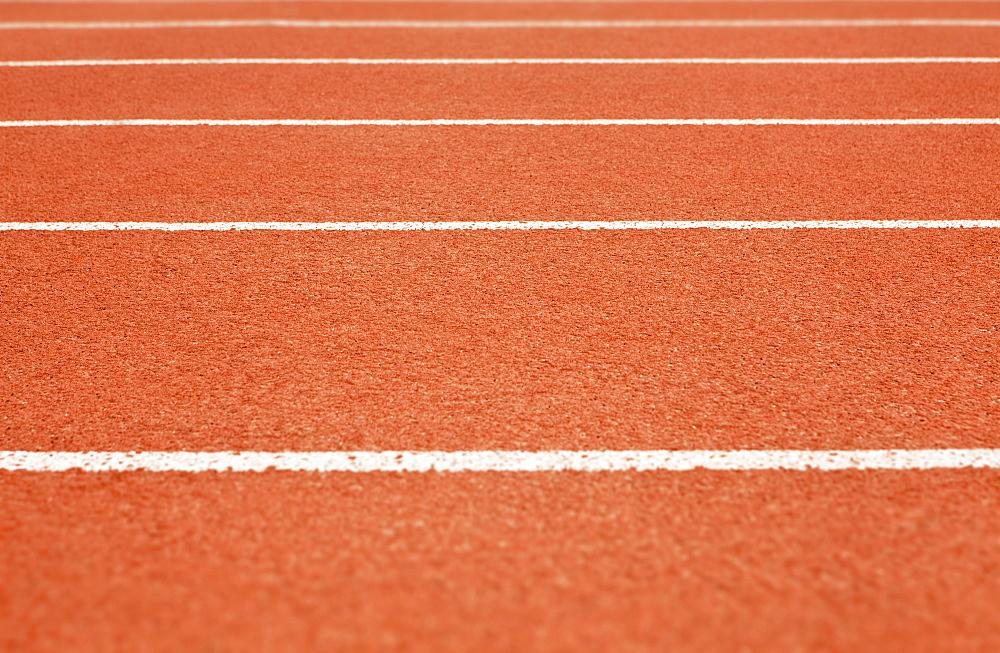 lanes on running track