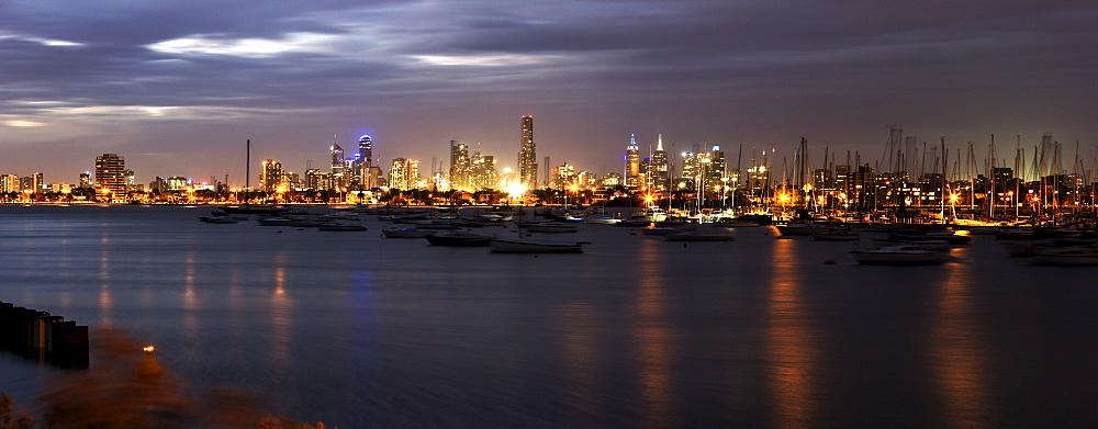 Cityscape, Melbourne, Victoria, Australia