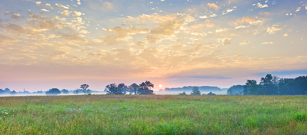 Field at Gettysburg National Military Park