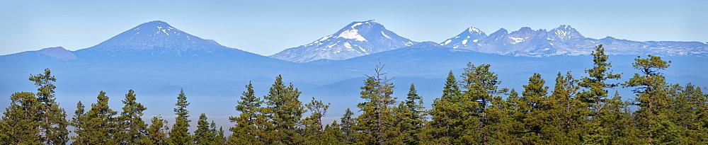 USA, Oregon, Cascade Range