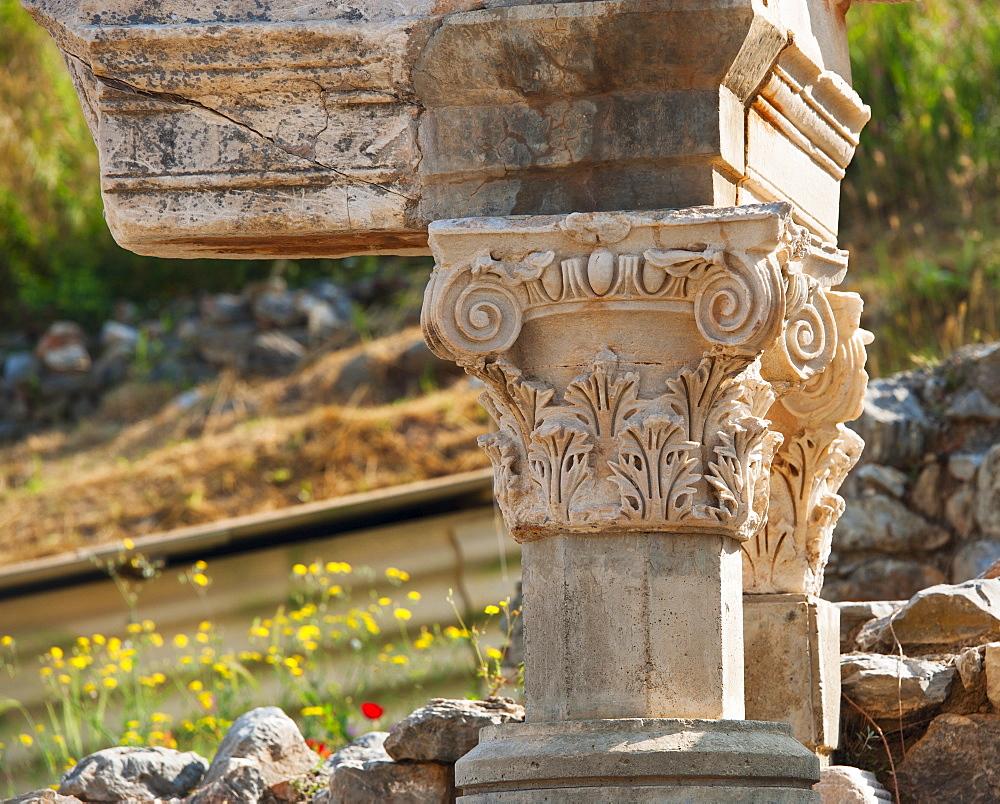 Turkey, Ephesus, Roman ruins