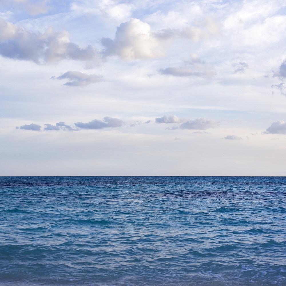 Calm seascape