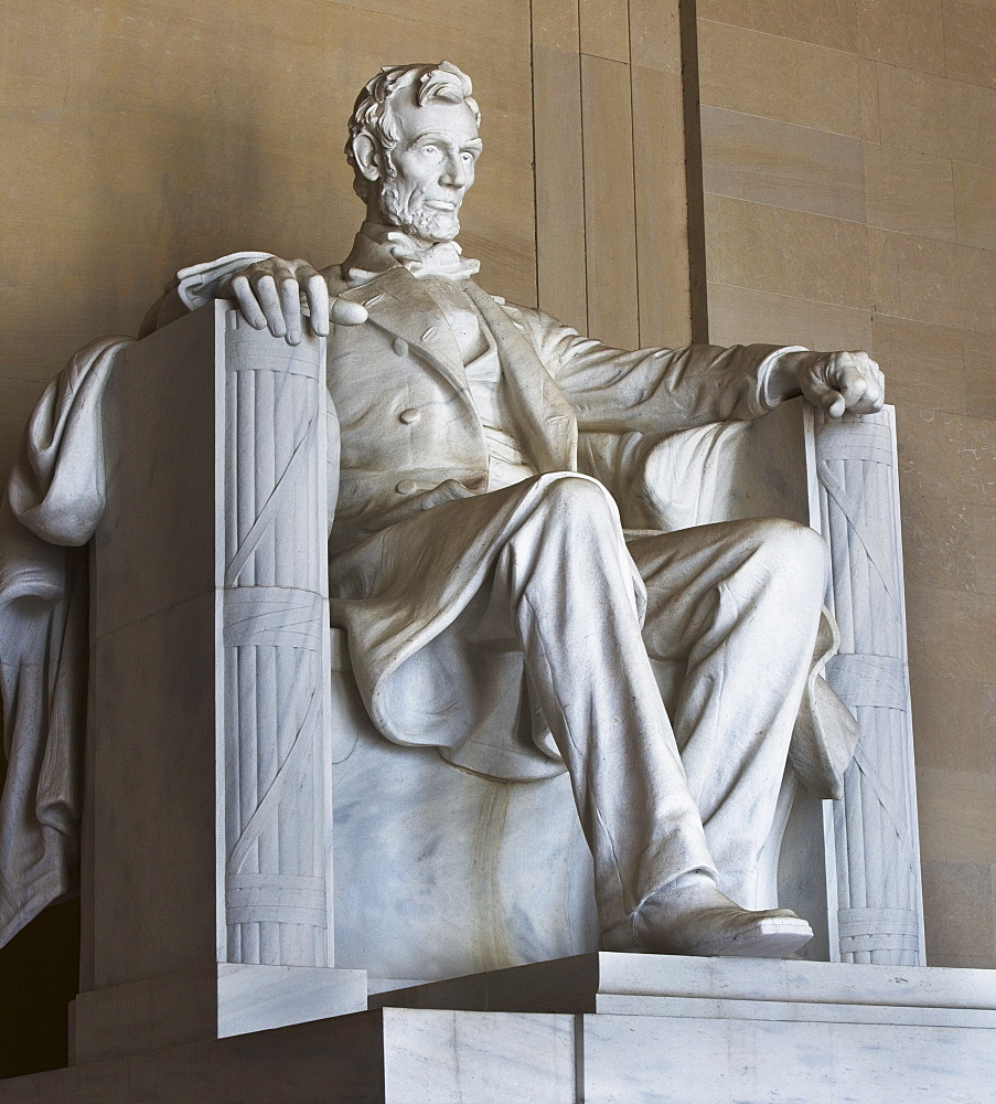 Lincoln Memorial, Washington DC, United States