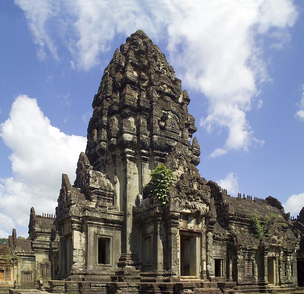 Ancient Temple Angkor Wat Banteay Samre Cambodia