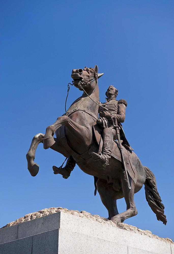 Statue of Andrew Jackson