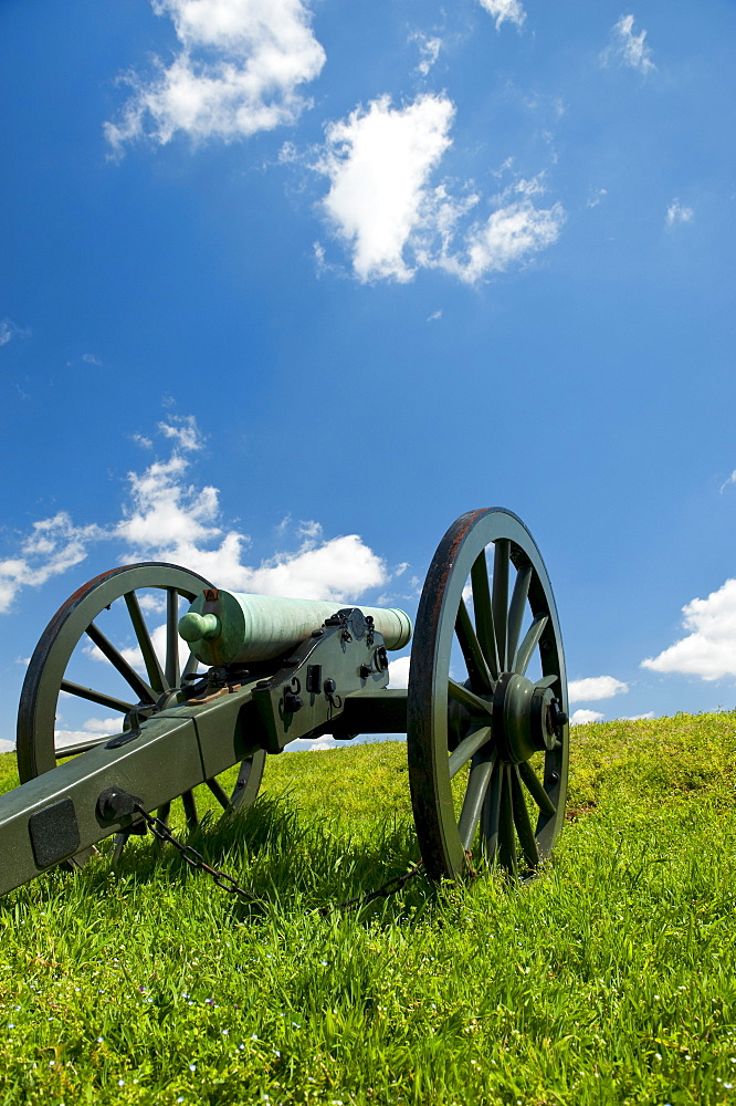 Cannon at Vicksburg National Military Park
