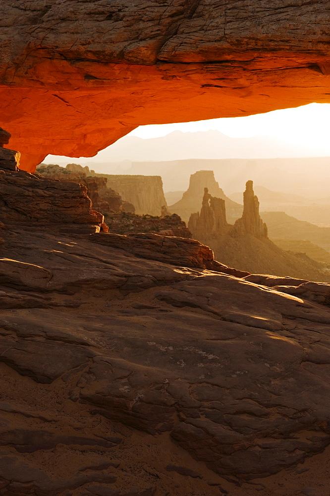 Mesa Arch of Canyonlands National Park, Utah