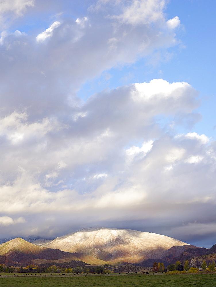 USA, Colorado, Magnificent mountain view