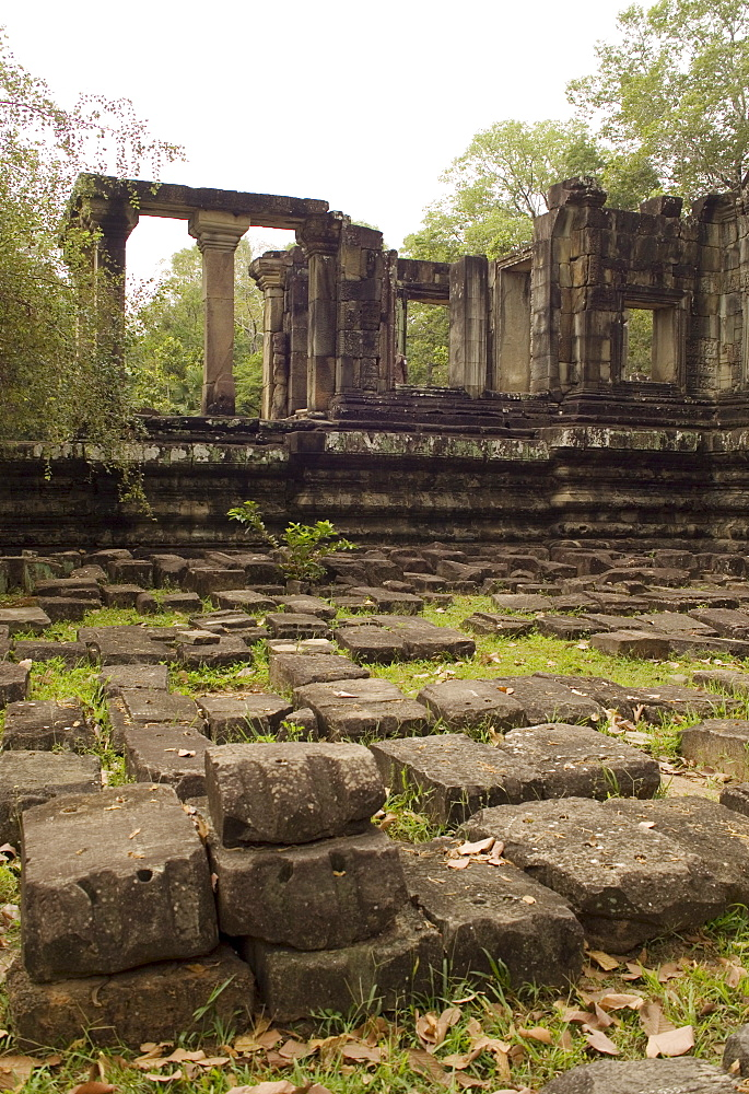 Ancient Temple Angkor Thom Angkor Wat Baphuon Cambodia Khmer
