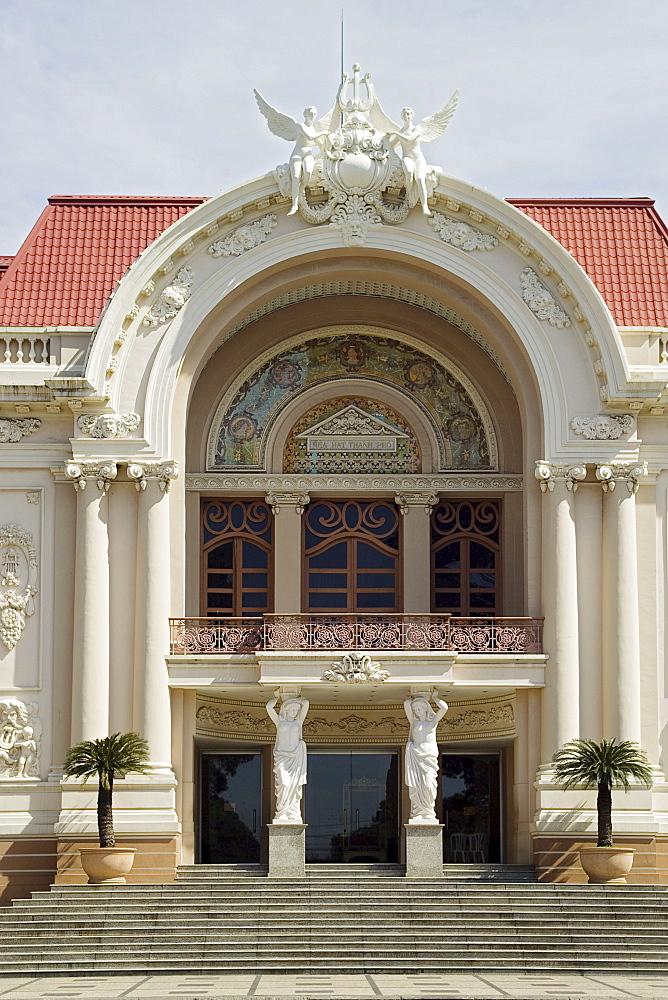 Opera House Ho Chi Minh City Saigon Vietnam