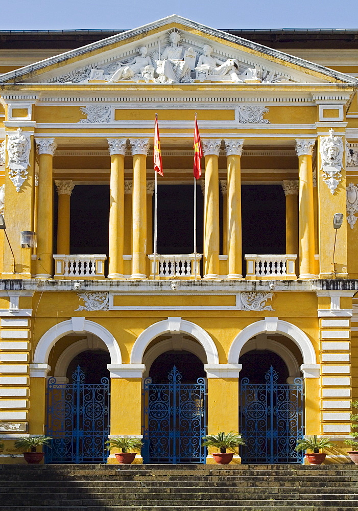 Courthouse Ho Chi Minh City Saigon Vietnam