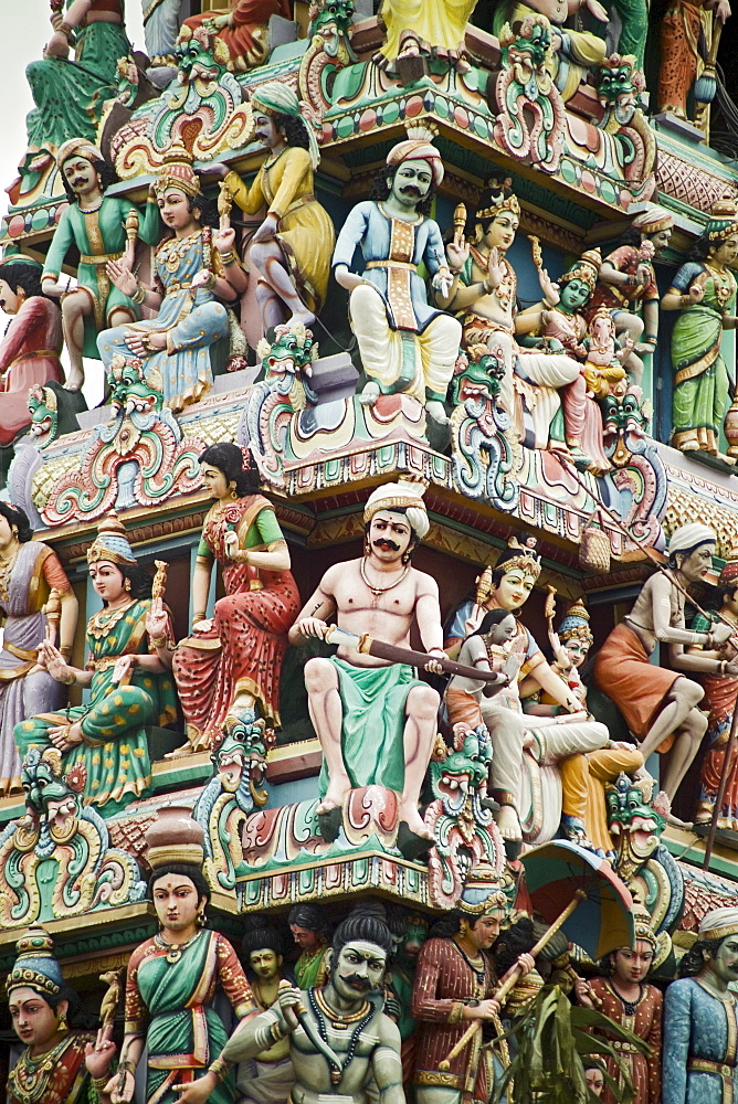 Sri Mari Amman Temple Hindu Temple Singapore