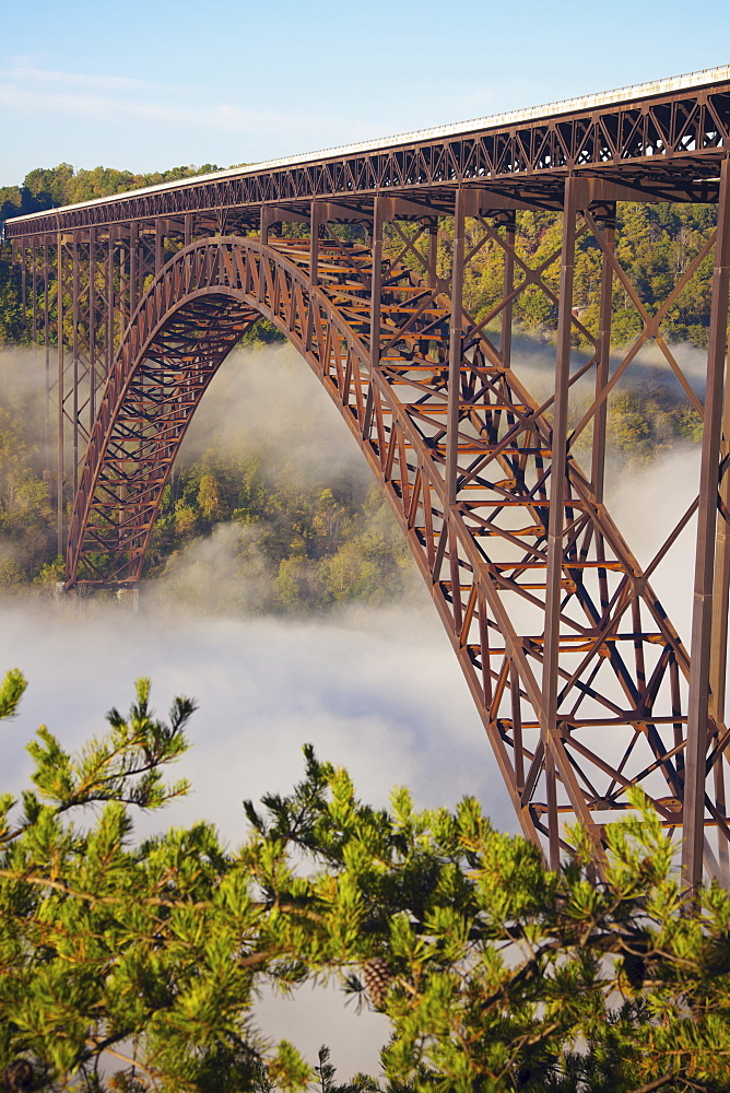 New River Gorge Bridge in West Virginia