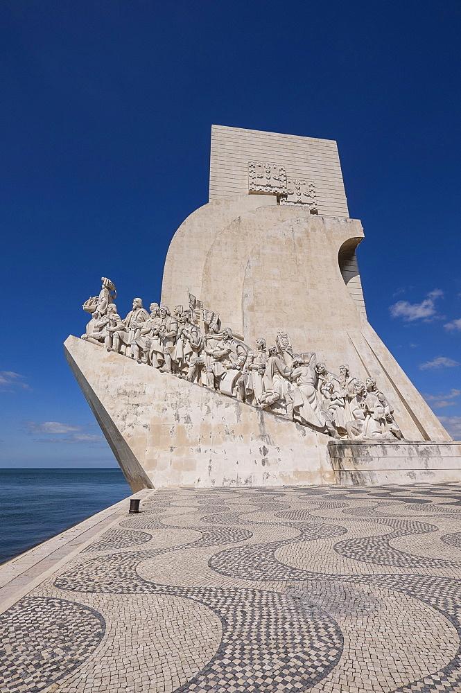 Padrao dos Descobrimentos monument, Lisbon, Portugal