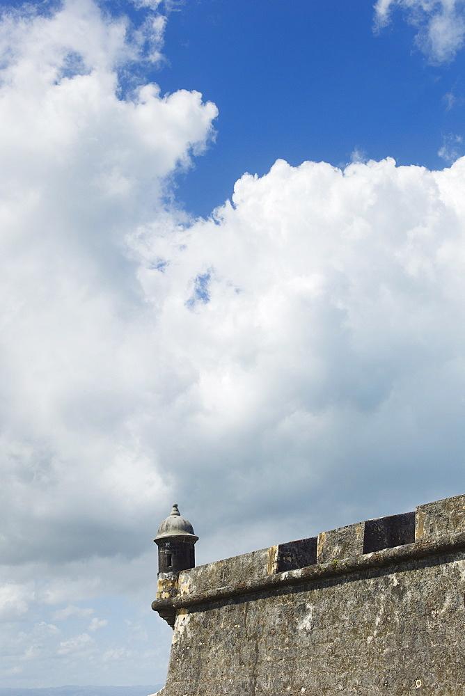 Puerto Rico, Old San Juan, El Morro Fortress