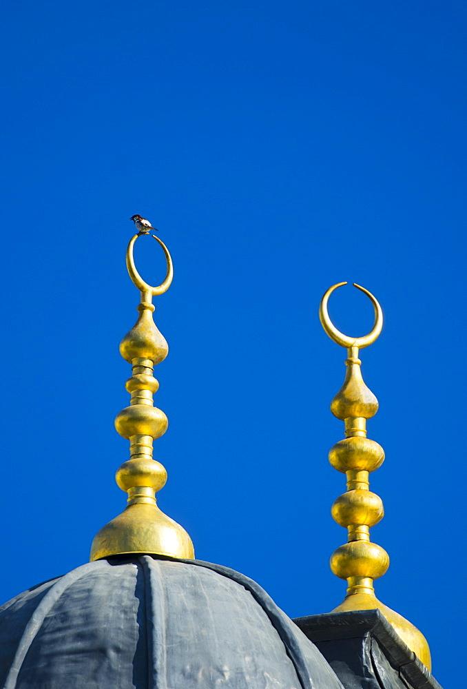 Turkey, Istanbul, Dome roof of Haghia Sophia Mosque