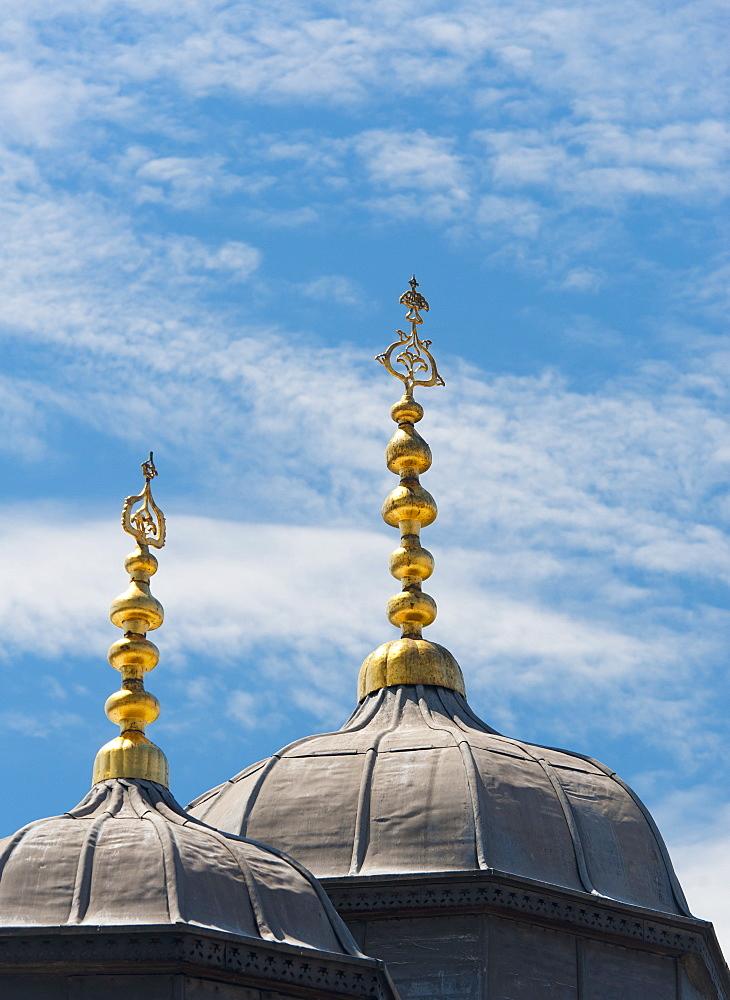 Turkey, Istanbul, Mosque detail
