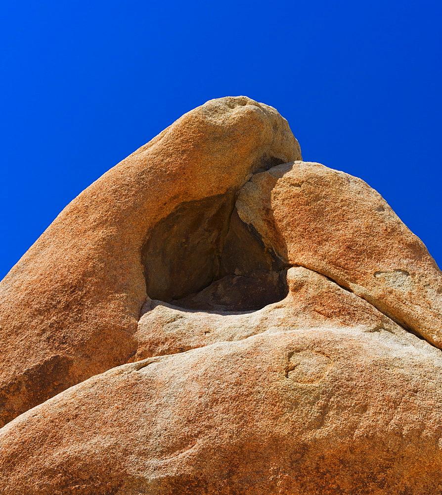 USA, California, Joshua Tree National Park, Rock formation, USA, California, Joshua Tree National Park