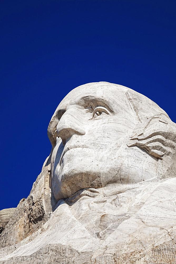 Mount Rushmore National Memorial, USA, South Dakota, Black Hills, Mount Rushmore National Memorial