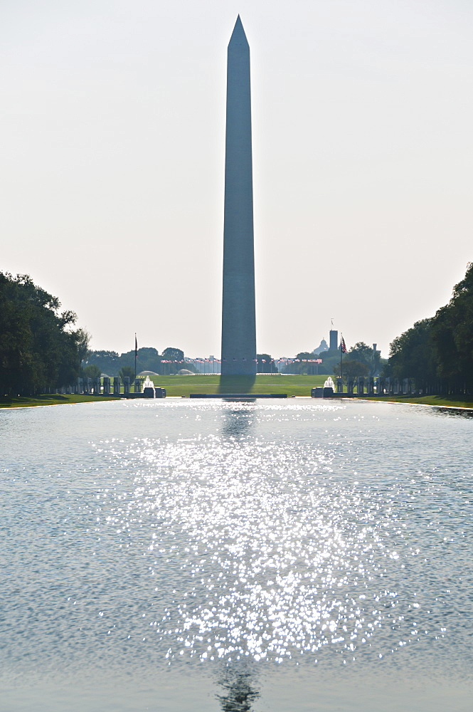 USA, Washington DC, Washington Monument