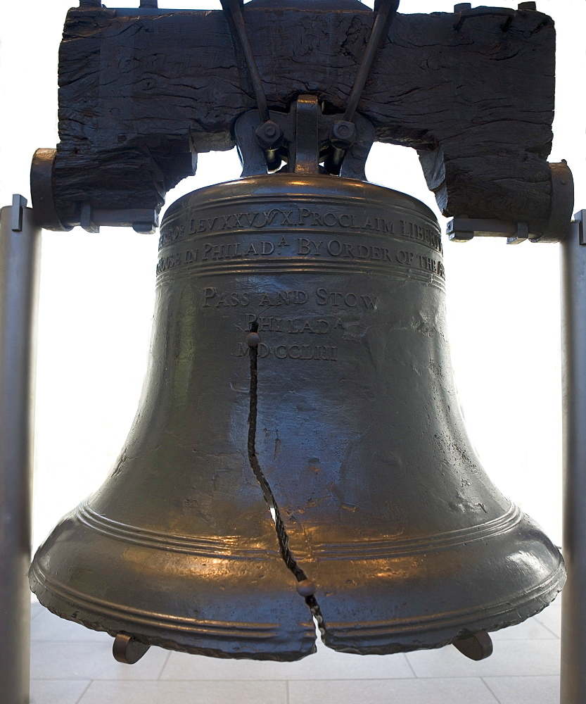 USA, Pennsylvania, Philadelphia, Liberty Bell