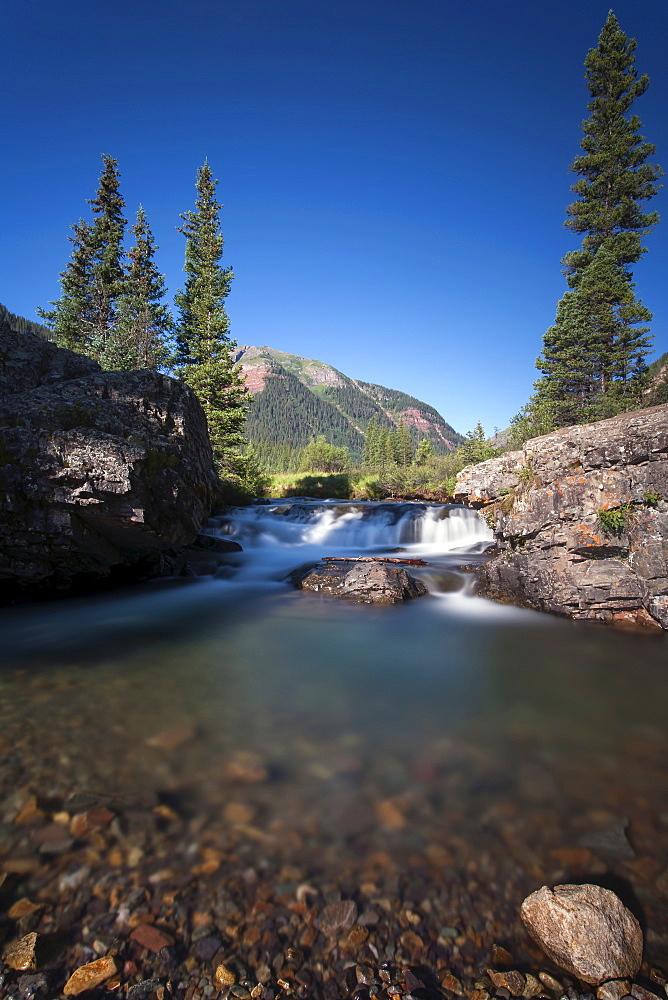 South Fork Mineral Creek, USA, Colorado