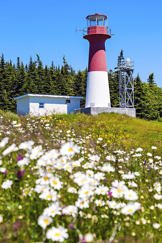 Cape Spencer Lighthouse, New Brunswick, Canada