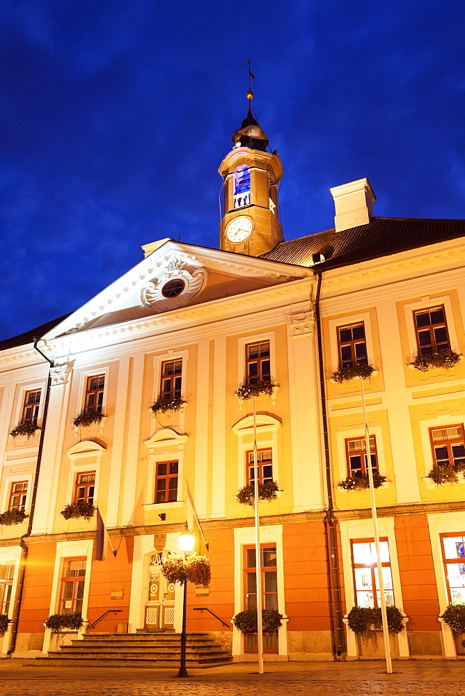Town hall, Tallin, Estonia