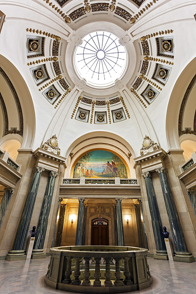 Interior of Saskatchewan Legislative Building, Canada, Regina, Saskatchewan, Saskatchewan Legislative Building