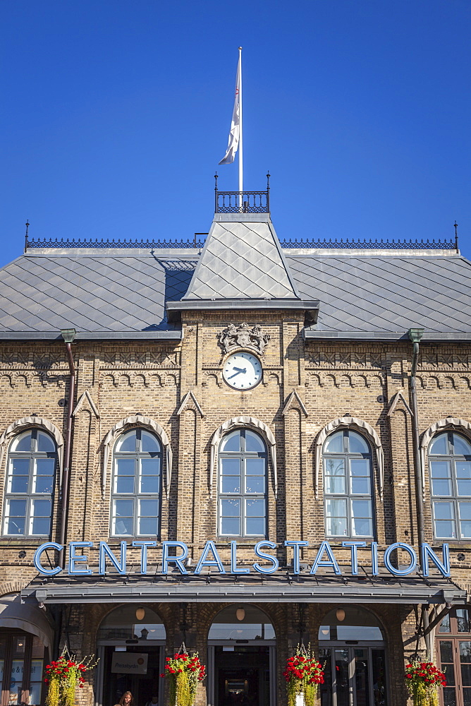 Central Station in Gothenburg, Sweden
