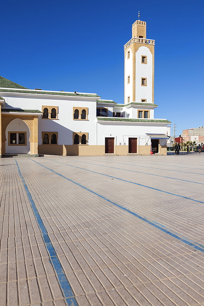 Grand Mosque in Dakhla, Morocco