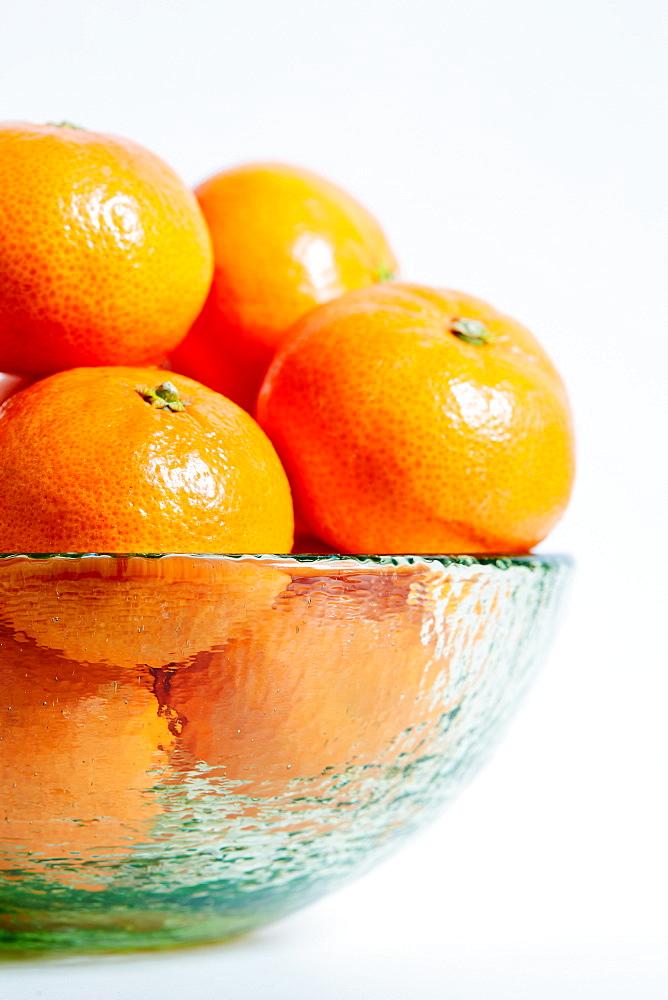 Mandarins in bowl - 1178-29013