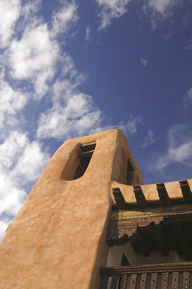Santa Fe Museum of Fine Arts in New Mexico