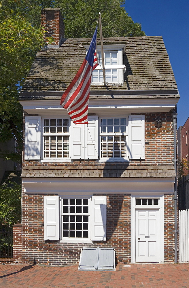 Betsy Ross house Philadelphia PA