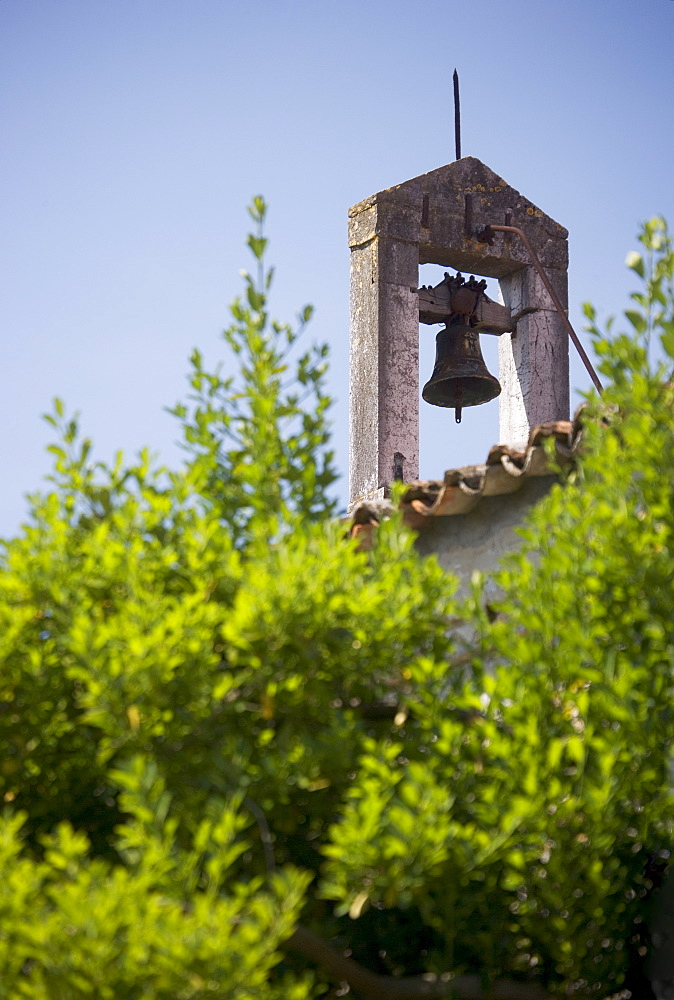 Chapel bell on the Island of Torcello Italy