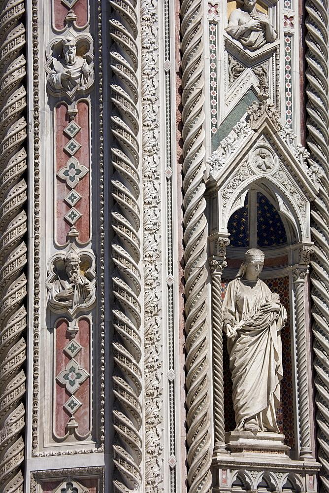 Madonna at Duomo Santa Maria Del Fiore Florence Italy