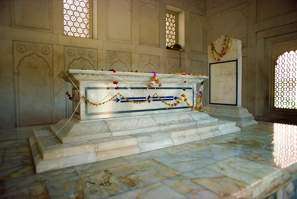 Iqbal's Tomb, Lahore, Pakistan, Asia