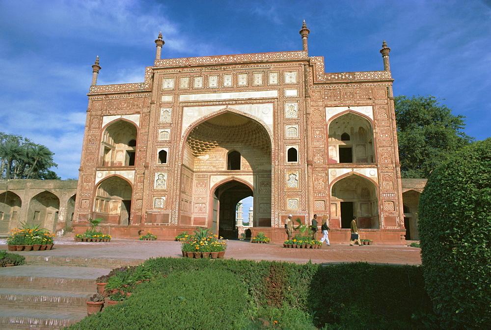 Tombs of the Sakadh of Jehangir (Jahangir), Lahore, Punjab, Pakistan, Asia